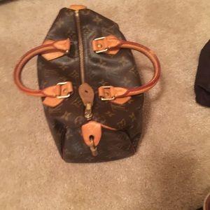 COPY - Louis Vuitton original speedy bag